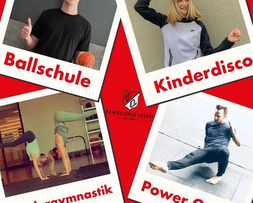 Kinder-Online-Training ab 08.03.21