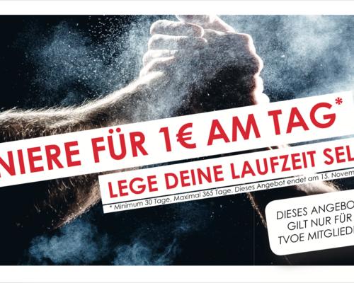 Neue Aktion im OeFit!