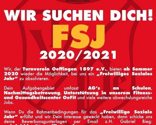 FSJ 2020/21 beim TVOe