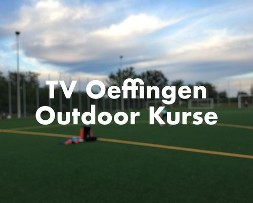 TV Oeffingen Outdoor Kurse