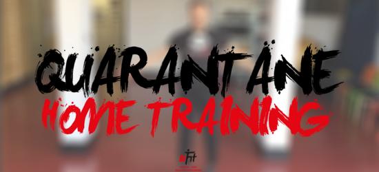 Quarantäne Home Training