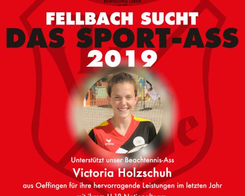 FELLBACH SUCHT DAS SPORT-ASS 2019!