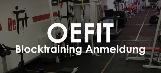 OeFit Blocktraining